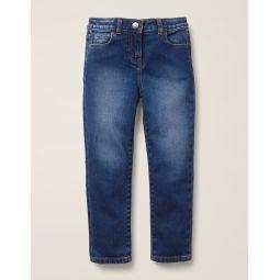Slim Fit Jeans - Dark Vintage