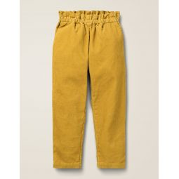 Pull-On Pants - Mellow Yellow