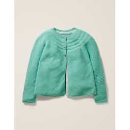 Everyday Cardigan - Mineral Blue