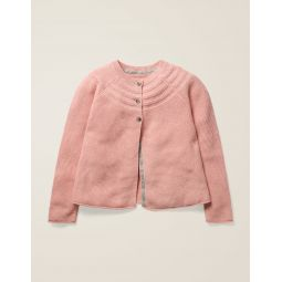 Everyday Cardigan - Chalky Pink