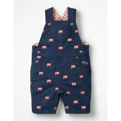 Woven Overalls