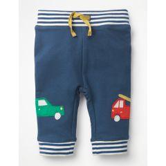 Applique Patch Pants