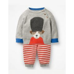 Soldier-on Knitted Play Set