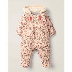 Cosy All-In-One - Provence Pink Floral Fawn