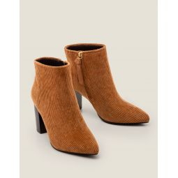 Langley Ankle Boots - Gingerbread