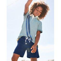 Essential Sweatshorts - Starboard Blue