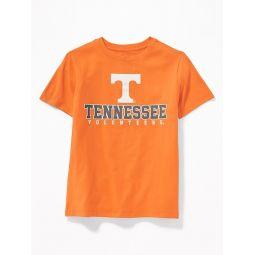 NCAA® Team Graphic Tee for Boys