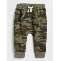 Camo Pull-On Joggers
