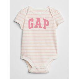 Gap Logo Stripe Bodysuit