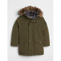 Cozy Down Parka