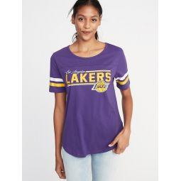 NBA® Team Tee for Women