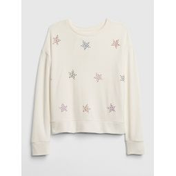 Softspun Studded Pullover Sweater