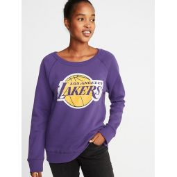 NBA® Team-Graphic Sweatshirt for Women