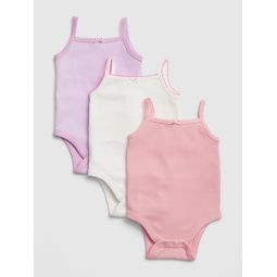Bow Cami Bodysuit (3-Pack)