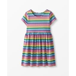 Bright Basics Stripe Dress