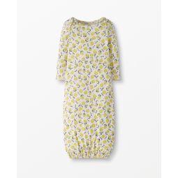 Little Sleeper Gown In Organic Cotton