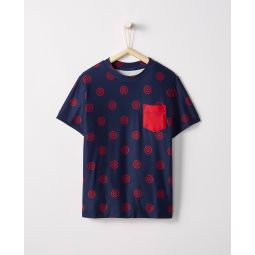 Marvels Captain America Sunblock UV Tee