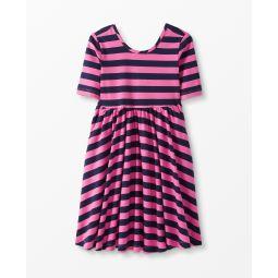 Twirl + Stripe Dress