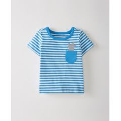 Dr. Seuss Sueded Jersey Pocket Tee