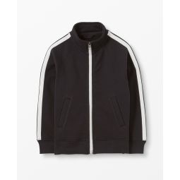 Track Suit Jacket In French Terry
