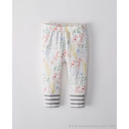 Curious George Wiggle Pant In Pima Cotton