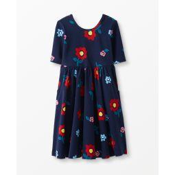 Flower Twirl Dress