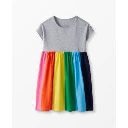 Rainbow Swing Dress