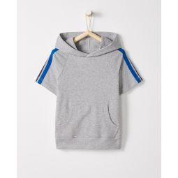 Hoodie Sweatshirt In French Terry