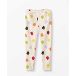 Warm Winter Print Leggings