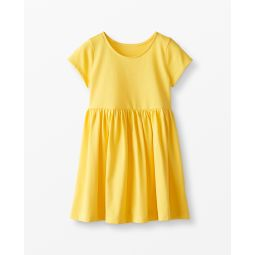 Bright Basics Dress