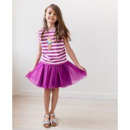 Tutu Skirt In Soft Tulle