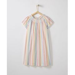 Celebrate Spring Woven Dress
