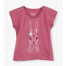 Pretty Bunny Baby Tee