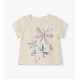 Painted Dragonflies Baby Tee