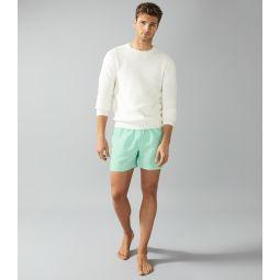 Sonar Mint Drawstring Swim Shorts