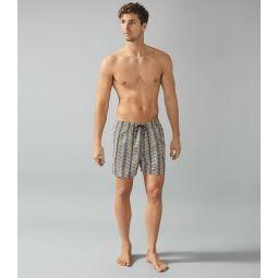Kansai Multi Printed Swim Shorts