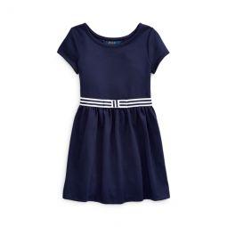 Bow Stretch Ponte Dress