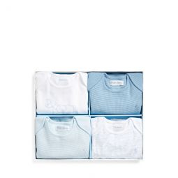 Cotton Bodysuit 4-Pack