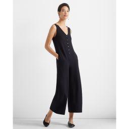 A-Line Knit Jumpsuit