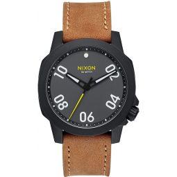 Ranger 40 Leather Watch