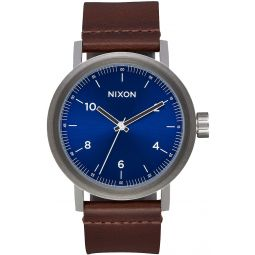 Stark Leather Watch