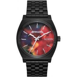 Time Teller Metallica Hardwired Watch