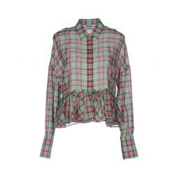 MSGM Checked shirt