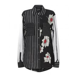 EQUIPMENT Floral shirts & blouses