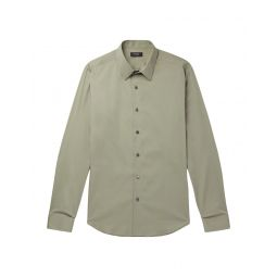 THEORY Solid color shirt