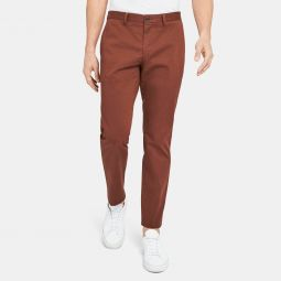 Classic-Fit Pant in Stretch Cotton