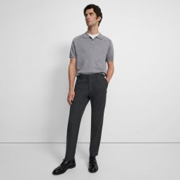 Curtis Pant in Bonded Wool Twill