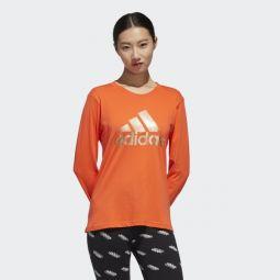adidas x Zoe Saldana Collection Womens Long Sleeve Shirt