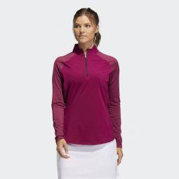 Solid UV Long Sleeve Polo Shirt