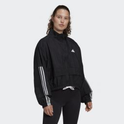 Packable Woven Track Jacket